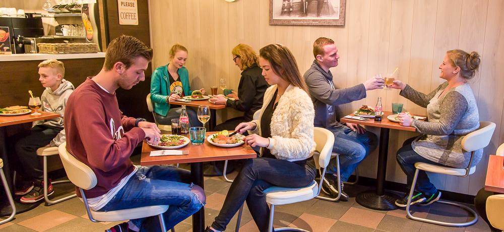 Lunchroom Rabbel Zandvoort 3