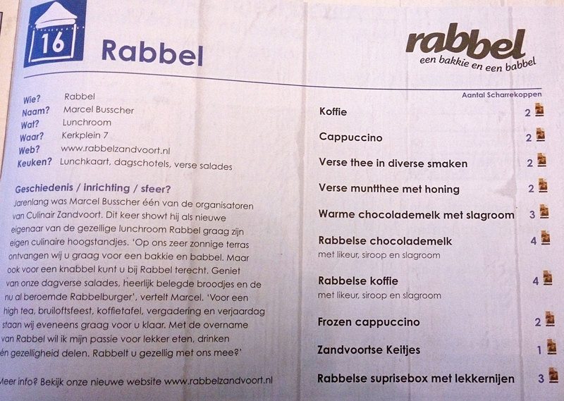 Rabbel_Zandvoort_menu_Culinair_2015