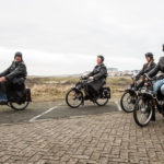 Solex_rijden_Zandvoort_Rabbel_duinen