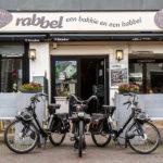 Solex_rijden_Zandvoort_Rabbel_terras